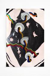 Simone Albers, Fabric of Reality 4