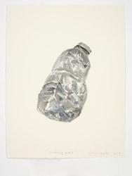 Gavin Turk, Slumbering Bottle