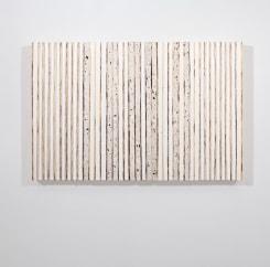Flavio Senoner, Line relief white and gray