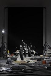 Cortis & Sonderegger, Making of 'Black Power Salute'...