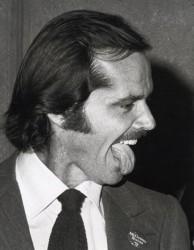 Ron Galella, Jack Nicholson, New York, 1972