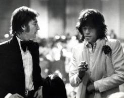 Ron Galella, Mick jagger & John Lennon, LA, 1974