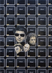 Gang of 4, Phill Spector Wall of sound
