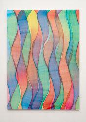 Thomas Trum, Wavycolorchanginglines bluegreenandred