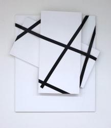 Kirsten Hutsch, Taped painting #2