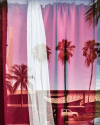 Anastasia Samoylova, South Beach Reflection