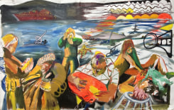 David Bade, 'Cruising-fiction'