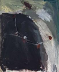 Per Kirkeby, Untitled (Læsø, Strandbillede - Erindring)