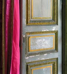 Robert Polidori, Boiserie detail, Cabinet intérieur de Louis XV