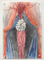 Gluklya, Red dress time