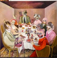 Juliane Hundertmark, Abendmahl