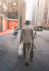 Yigal Ozeri, A NEW YORK STORY