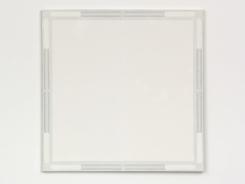Jan Roeland, Compositie met acht messen