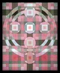 Tom Woestenborghs, Circle Abstract