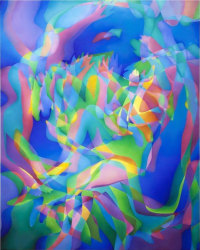 Anna Ostoya, Untitled (Oceanic Feelings)