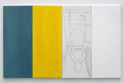 Juliette Blightman, Turquoise, Yellow, Nicole, White