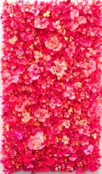 Stefan Gross, Flower Bonanza XL - pink