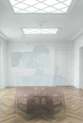 Lisa Sebestikova, Emptied room