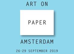 Art on Paper, Amsterdam | 2019, Ronald de Bloeme, Ronald Zuurmond, Rakuko Naito