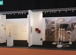 Kunstrai Art Amsterdam, Christophoros Doulgeris, Kees de Vries, Leon van Opstal, Marja Kennis, Willem Harbers, Marian Bijlenga