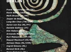 Five Years Livingstone Projects Berlin, Adriaan Rees, Berend Strik, Daniele Galliano, Jan Wattjes, Ruri Matsumoto, Hugo Tieleman, Raquel Maulwurf, Ingrid Simons, Aaron van Erp