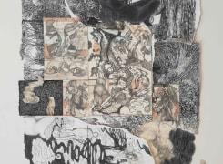 Art On Paper, Sigrid van Woudenberg, Zaida Oenema, Romy Muijrers