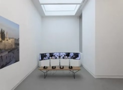 THEATRE DREAMS OF A BEAUTIFUL AFTERNOON, Yael Bartana, Ryan Gander, Meiro Koizumi