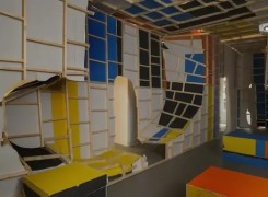 Solo exhibition, Erik van Lieshout