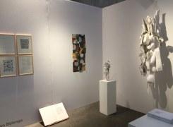 Art on Paper 2019, Marian Bijlenga, Katrien Vogel, Karin Westendorp