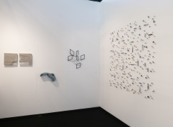 Kunstrai Art Amsterdam, Marian Bijlenga, Willem Harbers, Marja Kennis, Leon van Opstal, Kees de Vries, Christophoros Doulgeris