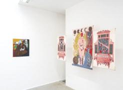 Heroines Now, Sarah Naqvi, Anne Wenzel, Melanie Bonajo, Gluklya, Lungiswa Gqunta