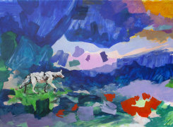 Jacco Olivier & Per Kirkeby | Axis Mundi, Jacco Olivier, Per Kirkeby