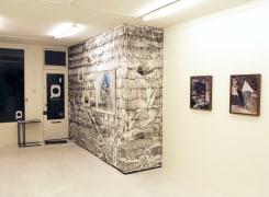 Ménage à Trois - Amsterdam - QLICK Gallery, Charlie Kitchen, Lenneke van der Goot, Chen Xi