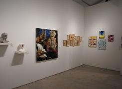 Art Miami 2019, Ashley Zelinskie, Erik de Bree, Terry Rodgers