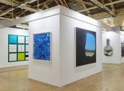 Art Rotterdam 2020, Ron van der Ende, Geert Mul, Levi van Veluw, Remy Jungerman, Lieven Hendriks, Bouke de Vries, Kendell Geers, Hans Op de Beeck, Boris Tellegen