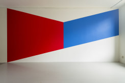 Bob Bonies, Wandschildering