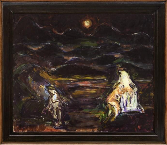 Hans van Hoek, Crossing Dark Waters