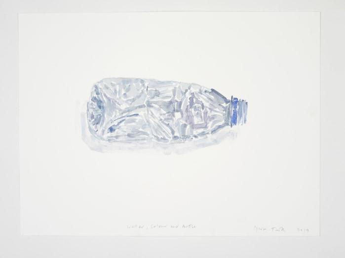 Gavin Turk, Water, Colour & Bottle