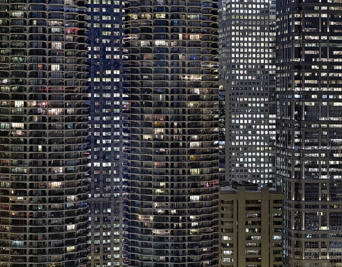 Michael Wolf, Transparent City # 62