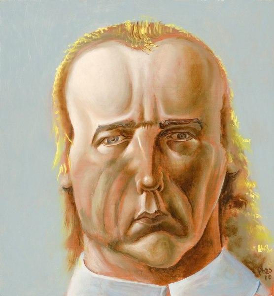 Philip Akkerman, Self-portrait 2010 no.31