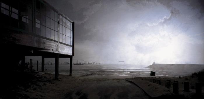 Edwin Zwakman, By the Sea