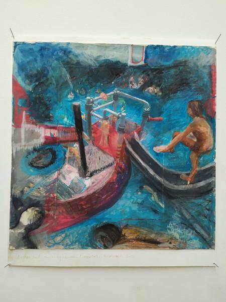 Atousa Bandeh Ghiasabadi, Netherland - Swimming Heaven - Deventen
