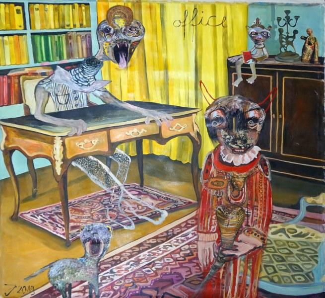 Juliane Hundertmark, Office 1