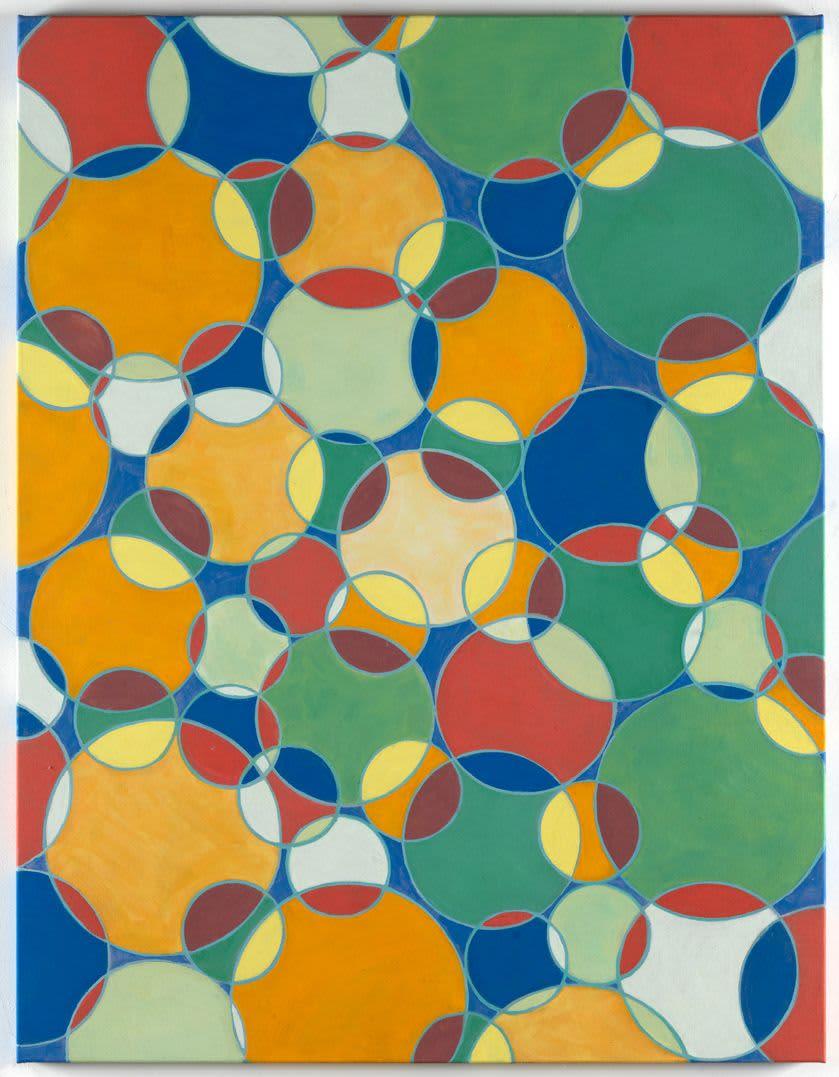 Rob Birza, Floating Circles IX