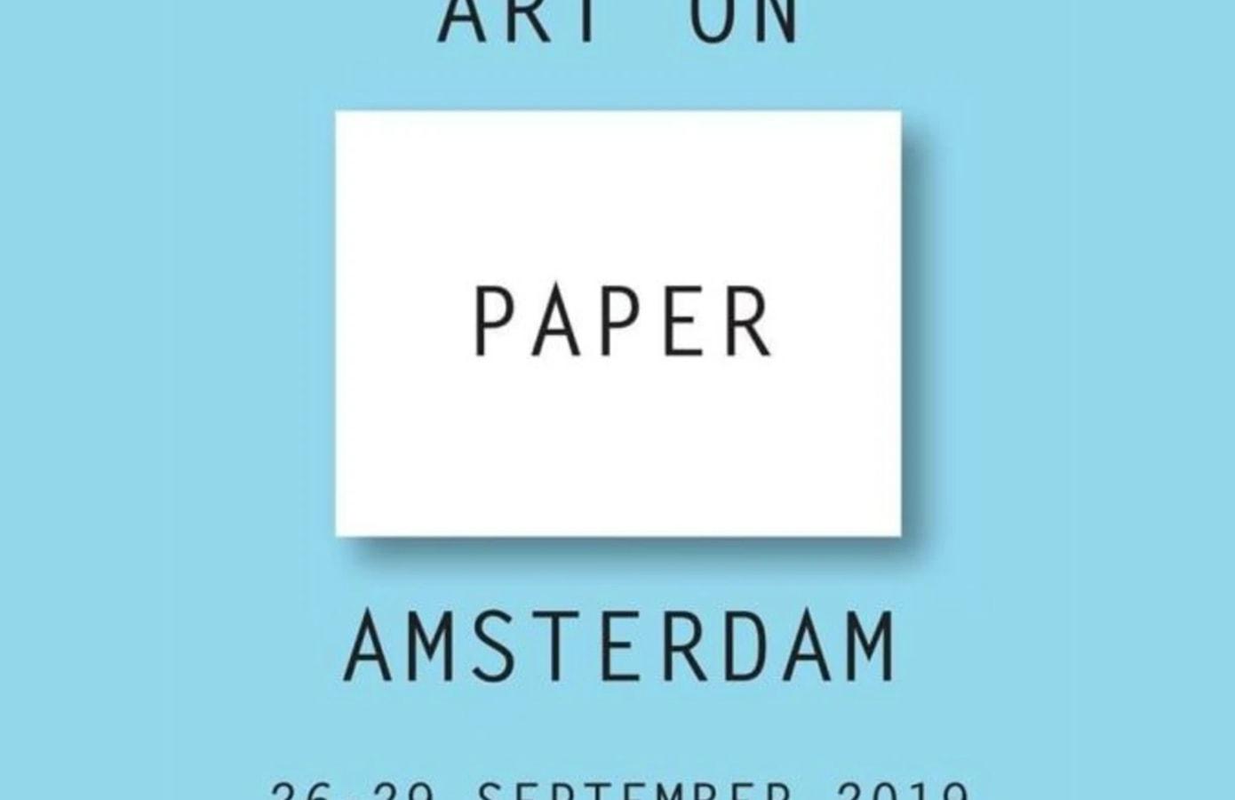 Art on Paper, Simone Albers, José Heerkens, Theo Kuijpers,