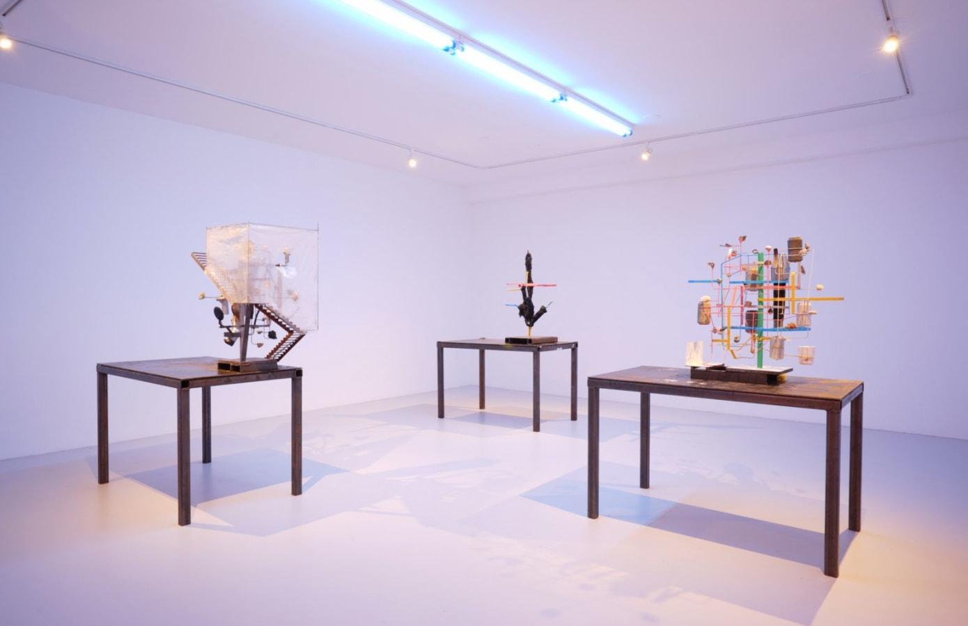 Body Parts, Nick van Woert,
