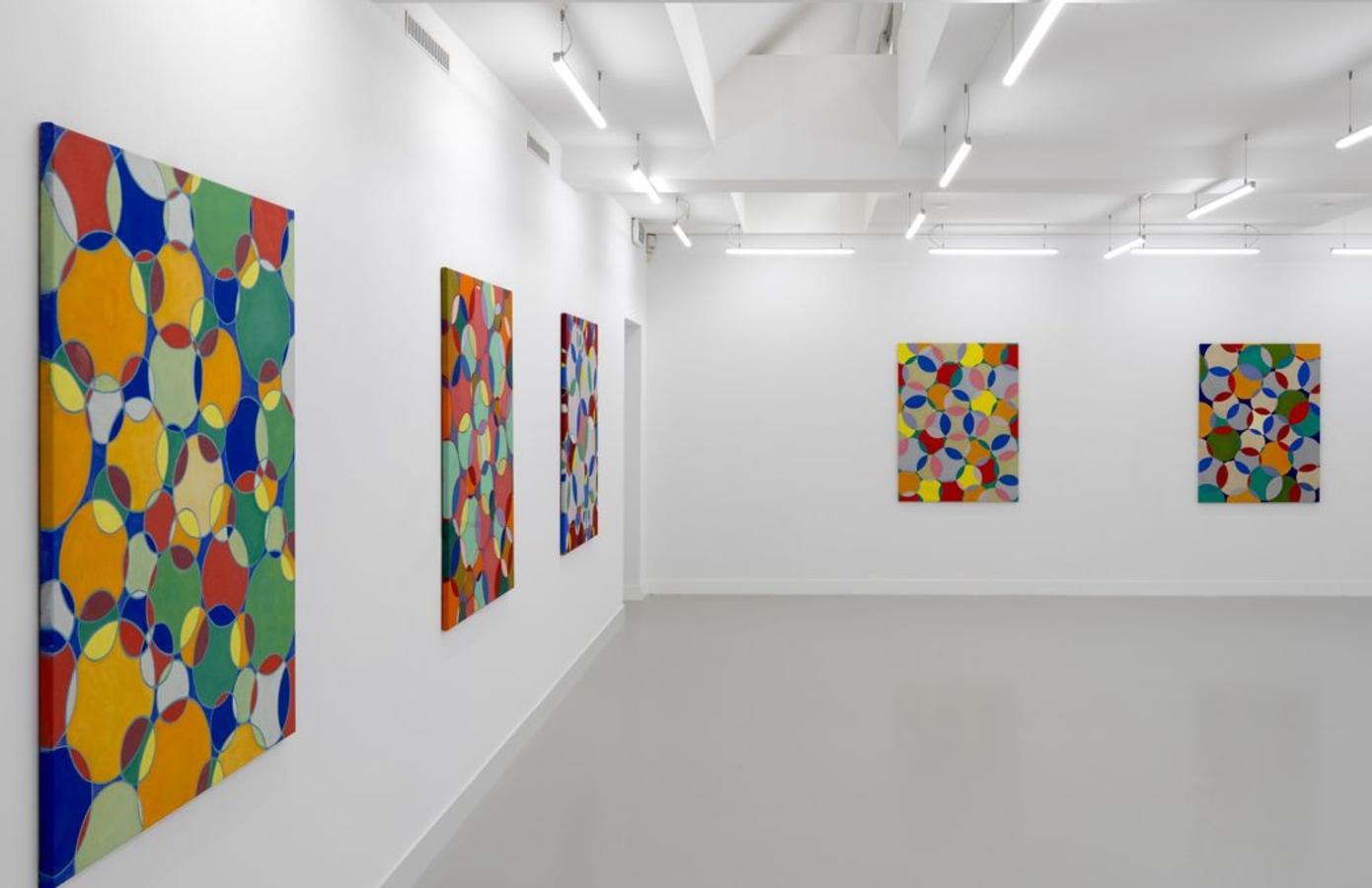 Floating Circles, Rob Birza,