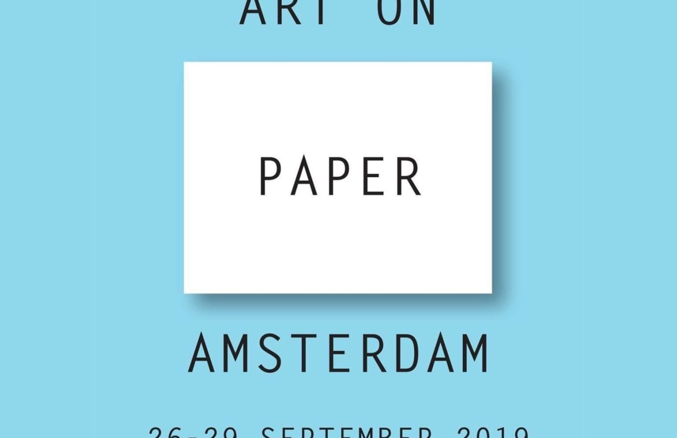 Art On Paper, Pat Andrea, Frank Halmans, Warffemius,