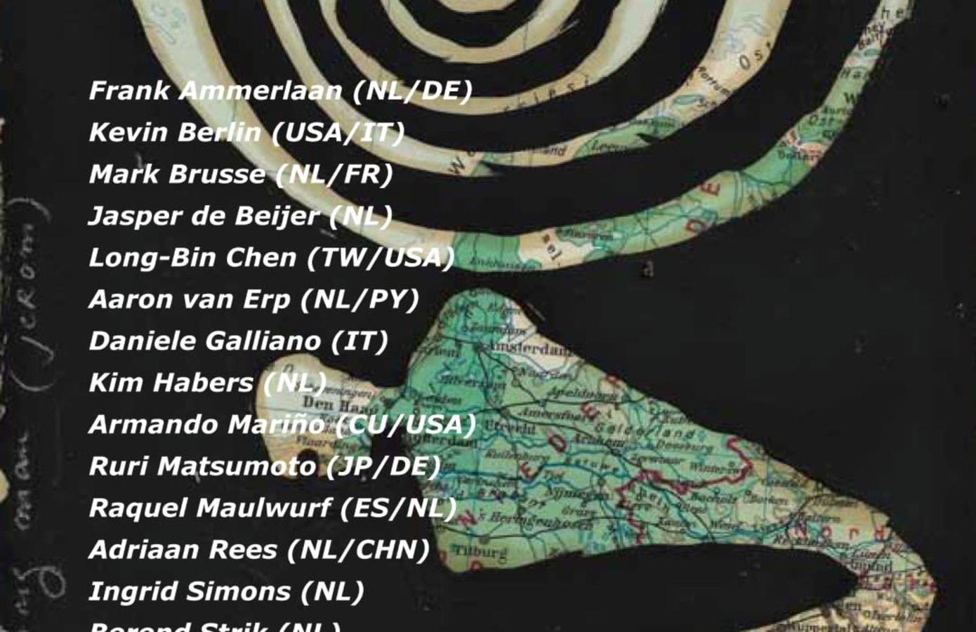 Five Years Livingstone Projects Berlin, Aaron van Erp, Adriaan Rees, Berend Strik, Daniele Galliano, Hugo Tieleman, Ingrid Simons, Jan Wattjes, Raquel Maulwurf, Ruri Matsumoto,