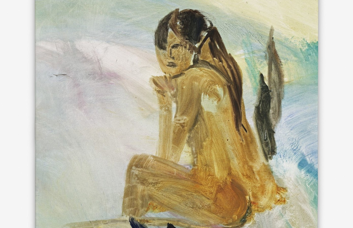 Eva Räder | solo | Nudes, Eva Räder,